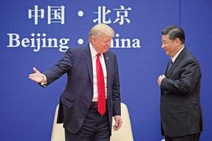 習特十一月再會 北京能「改變」?
