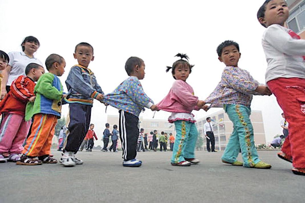 中共欲徵收二胎生育基金,被批用國民身體搾取資金。(Getty Images)