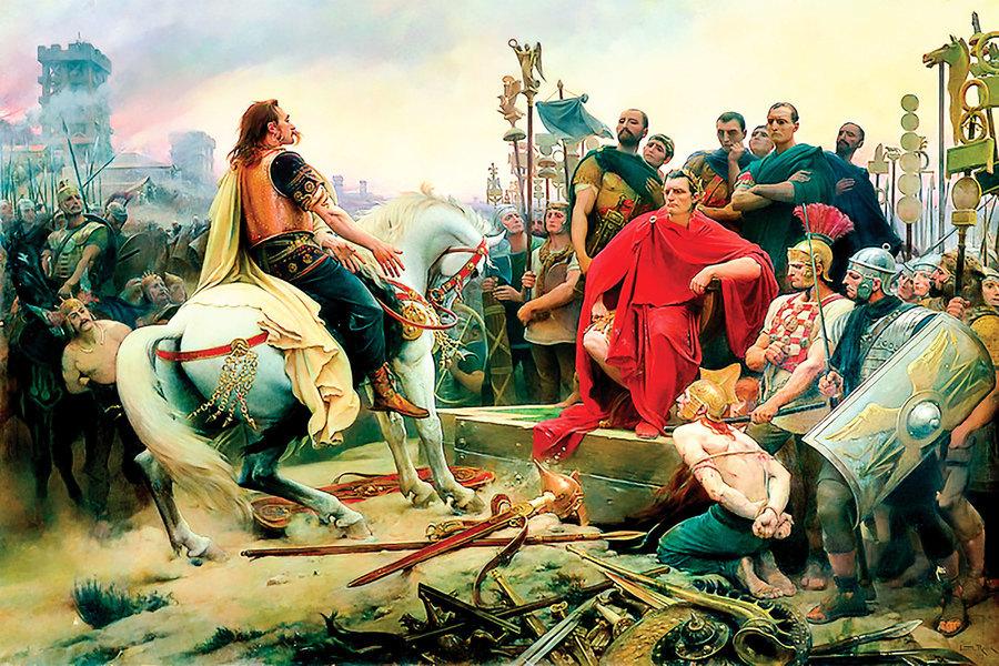 西方文明重要奠基者(上) 凱撒大帝