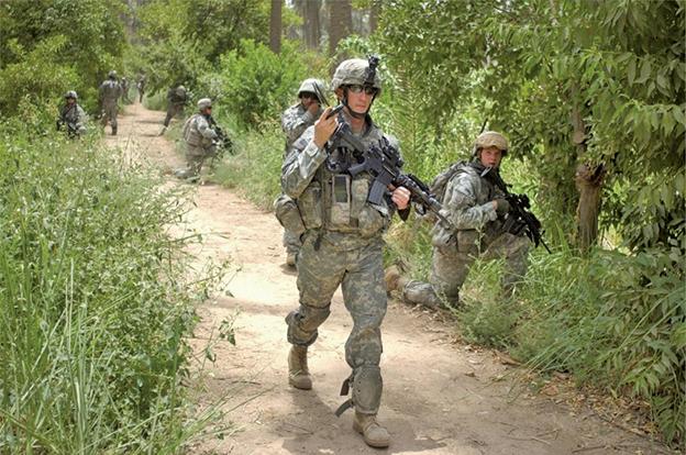 美軍擬用合成蜘蛛絲製造防彈衣