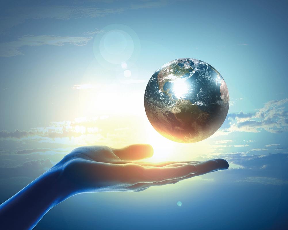 美國麻省理工學院(MIT)在1973年以電腦模型預測,人類文明將在2040年之前結束。圖為地球的示意圖。(Fotolia)