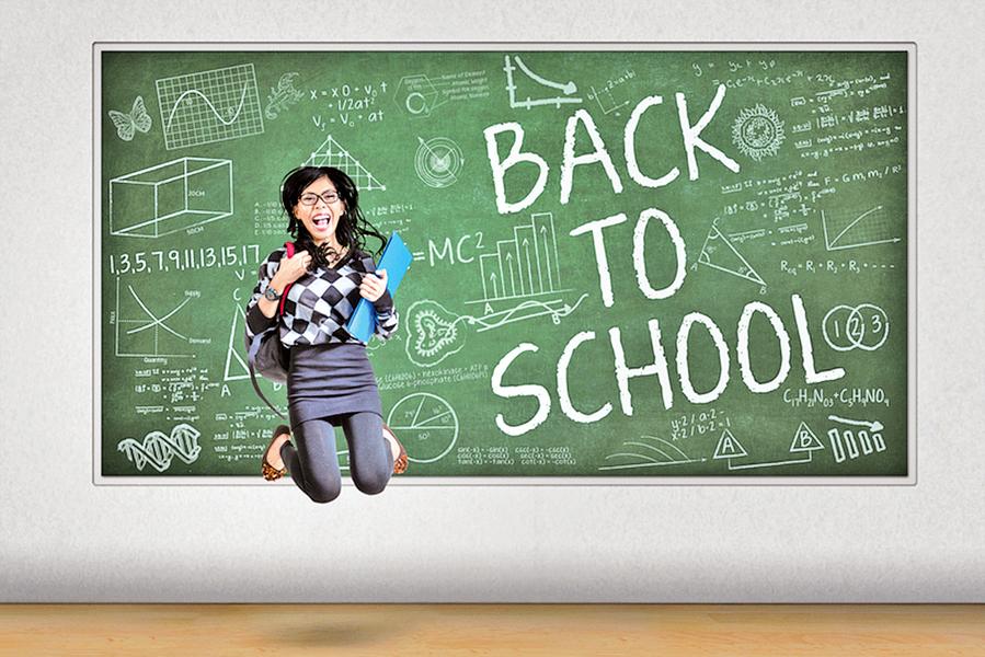 9月開學 父母幫孩子預先做「收心操」