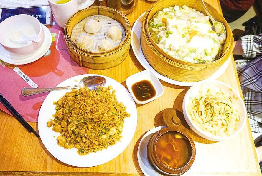 【米芝Gi周記】蕎麥茶配炒飯 驚喜的上海菜