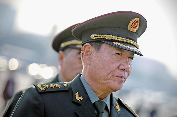 近日,退役將領劉源(圖)爆料,時任軍委副主席徐才厚曾找他談話,威脅他。(Getty Images)
