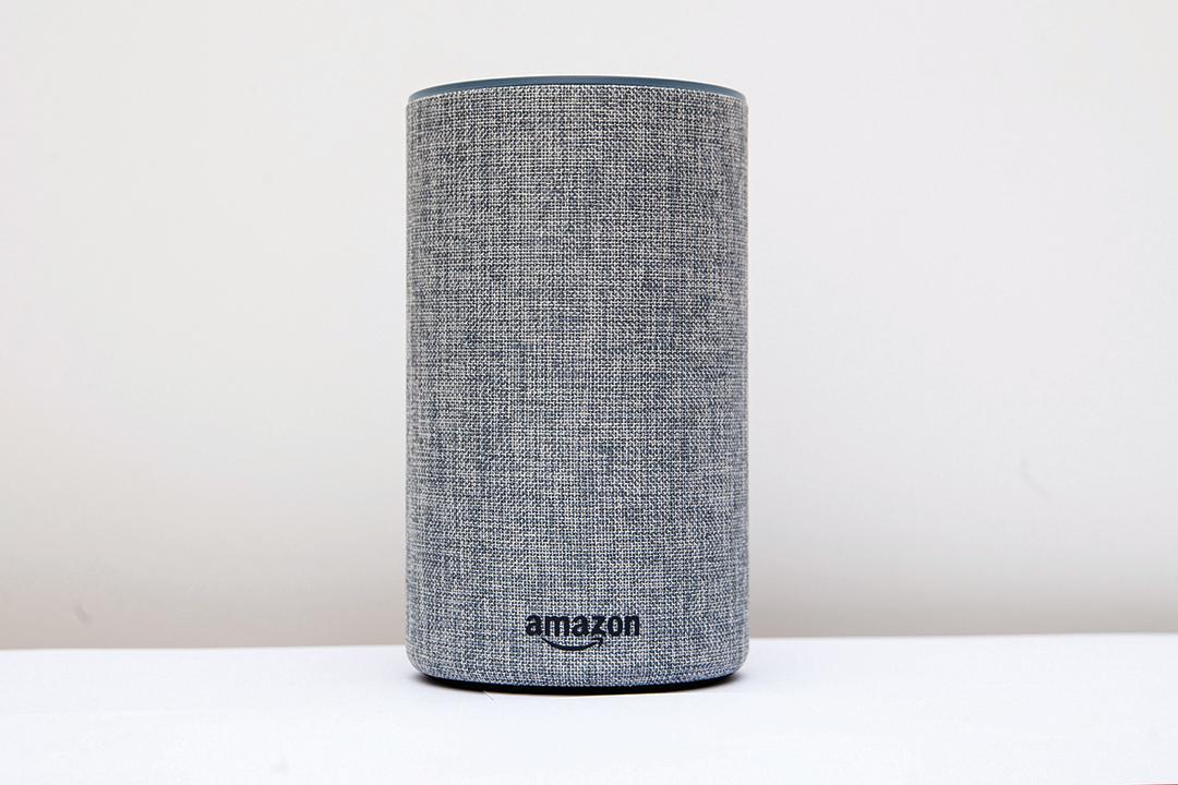 亞馬遜旗下的Echo和相關產品現在佔據了2/3的美國智能音箱市場。(shutterstock)