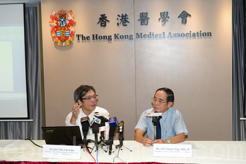 香港醫學會提醒未來數星期可能有第二波登革熱爆發,呼籲加強在全港的控蚊措施。(宋碧龍/大紀元)