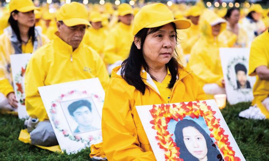 中共迫害法輪功是群體滅絕