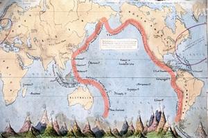 火環地震帶兩天震69次 專家憂大地震到來