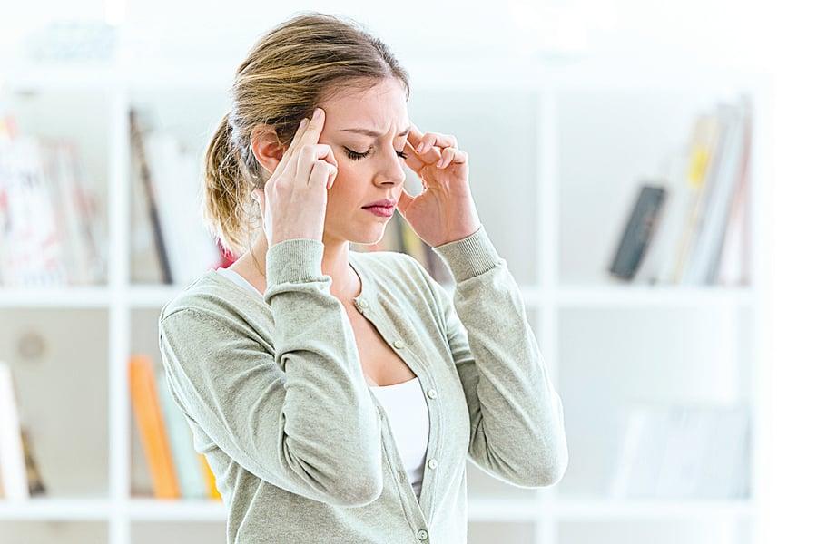 胸悶、頭痛、失眠竟是抑鬱來敲門