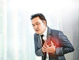 體內同半胱胺酸濃度過高 心血管健康亮紅燈