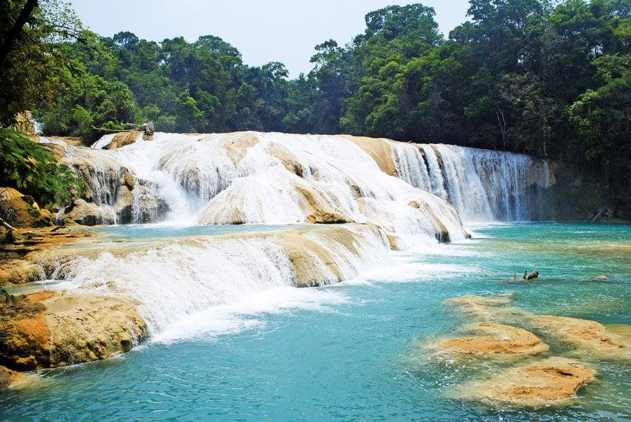 炎夏納涼去 全球最具特色瀑布 之 美洲篇