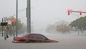 「躲過一劫」夏威夷颶風減為熱帶風暴