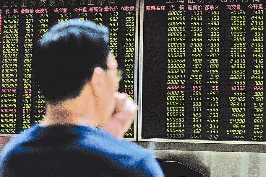 證監會落井下石,中國股市不輕言底?