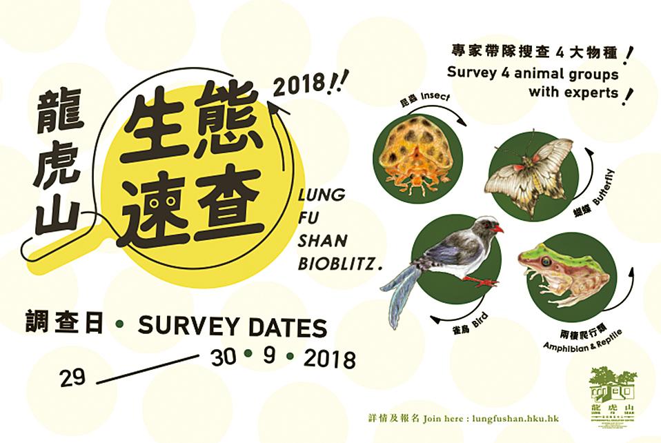 (圖片來源:龍虎山環境教育中心網站)
