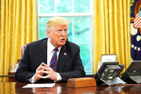 美國墨西哥達成新貿易協議