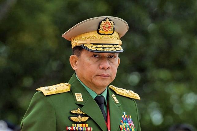 滅絕羅興亞人 緬甸將領遭起訴