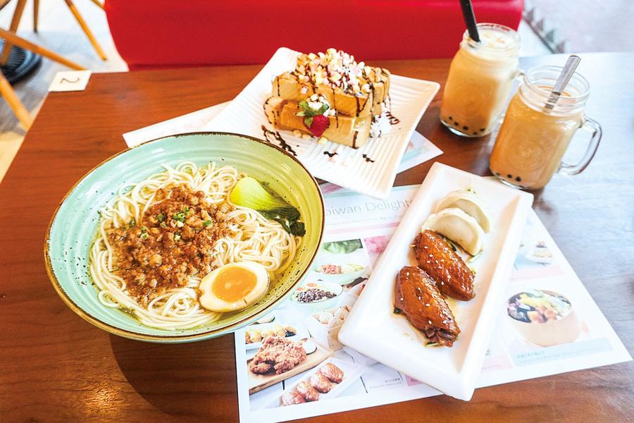 【米芝Gi周記】沙田新開台式餐廳 花生厚多士物超所值