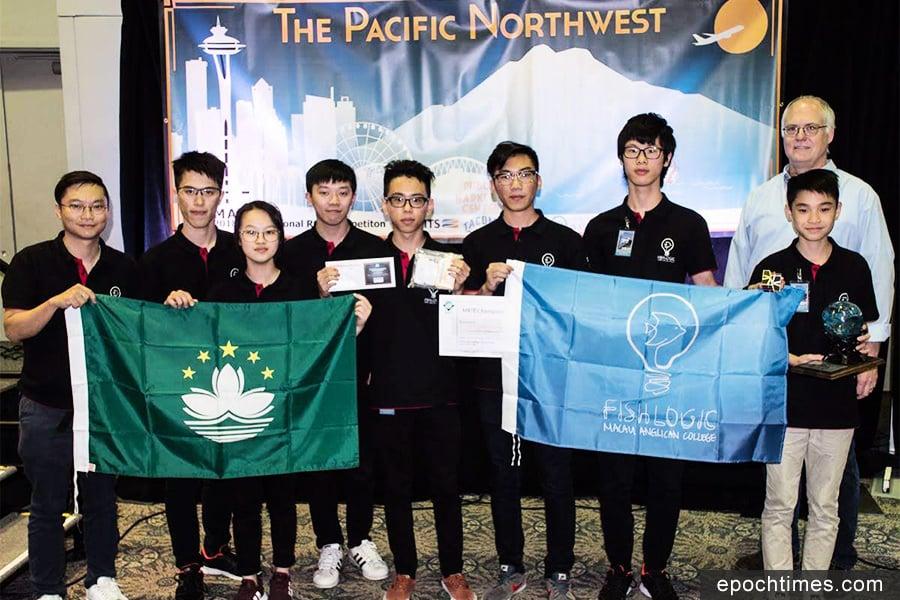 從「旱鴨子」到世界冠軍——澳門中學生自研水底機械人國際賽首奪冠
