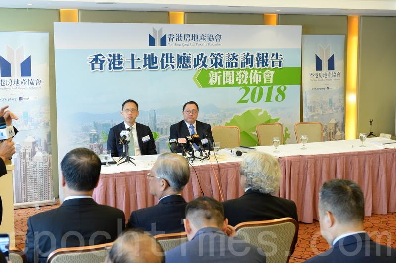 香港房地產協會提出建「浮動城市」