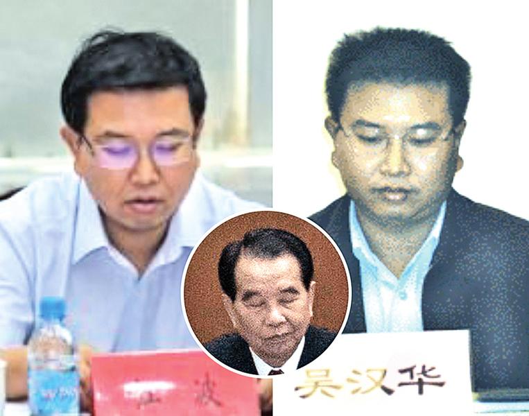 省長助理被免 疑為吳官正子