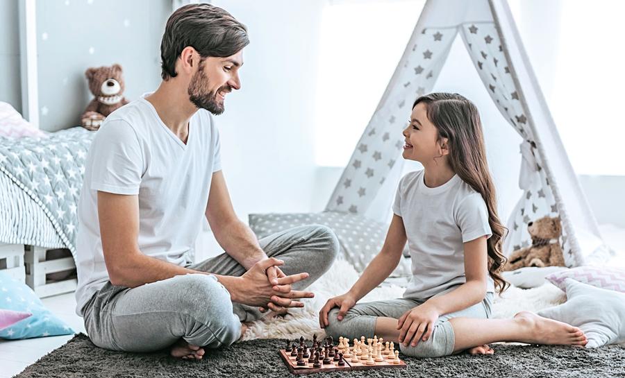 下棋學會輸與贏