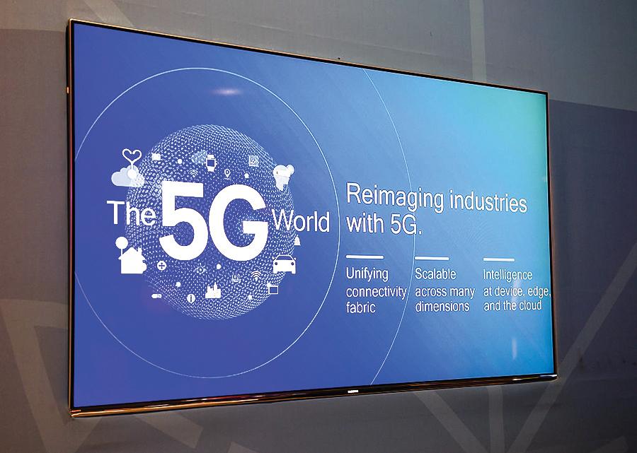 蘋果佈局5G傳出新進展。媒體報道,蘋果佈局5G NR通訊技術,可增加覆蓋率,未來有機會應用在未來新一代iPhone產品上。(Getty Images)