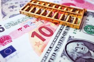 人民幣匯率跌勢暫獲「逆轉」