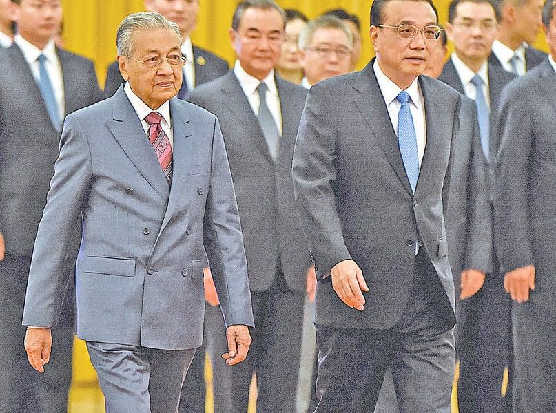 一帶一路被「退貨」 北京為何強作鎮靜?