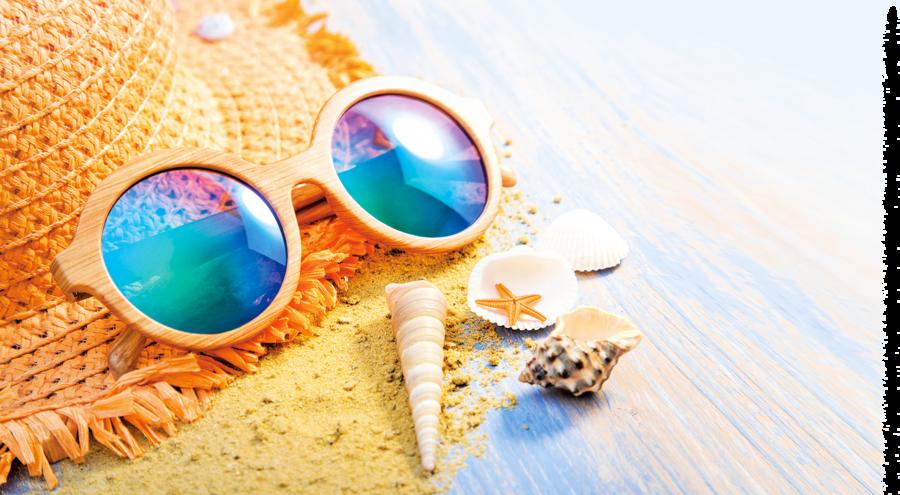 藍色太陽眼鏡可致白內障?三招選對墨鏡護眼