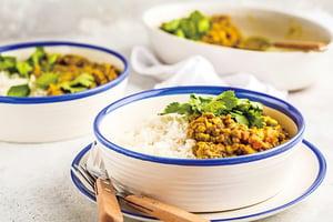 小扁豆降血糖營養師建議將它加入米飯中