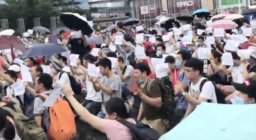 程曉容:8月中國新聞 生命財產盡是憂