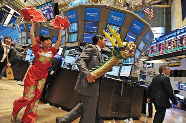 美國國會參議員魯比奧將提出一項新的議案,要求在美國上市的中國公司嚴格遵守美國法律。(AFP)