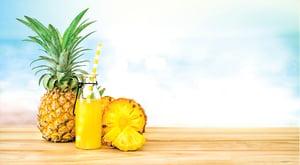 菠蘿保健功效驚人 如何吃最療癒