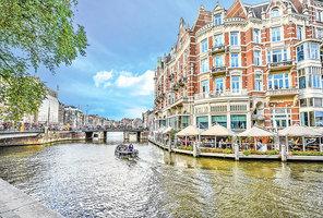荷蘭三韻之一 運河