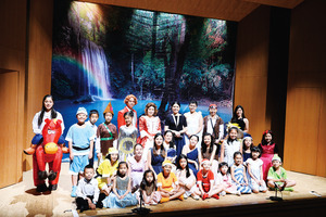 兒童歌劇《白雪公主》香港首演