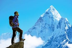 攀登珠峰或改變你的遺傳密碼