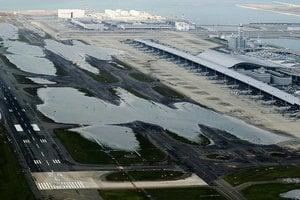 關西機場今日續停航 安倍:明日恢復國內航線