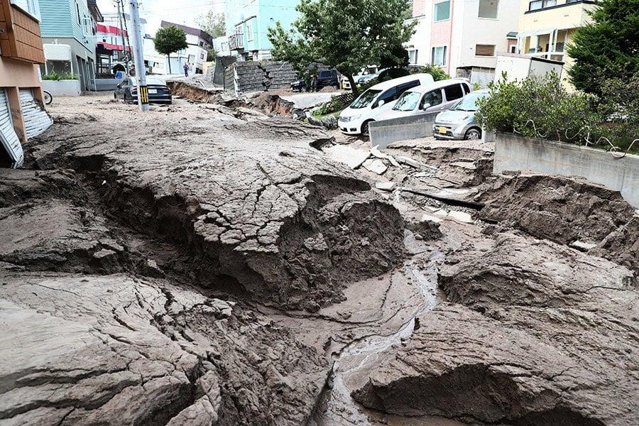 日本北海道6.7級強震 最少12死數百傷22人失蹤