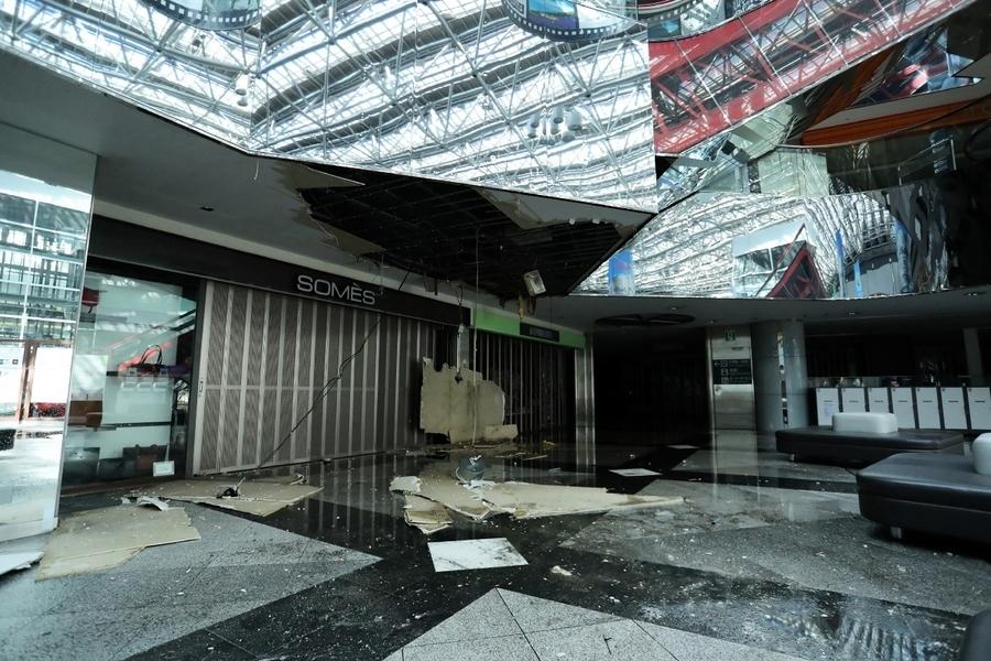 札幌機場關閉港取消四航班