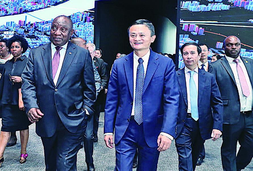 中非論壇閉幕巨額金援惹議