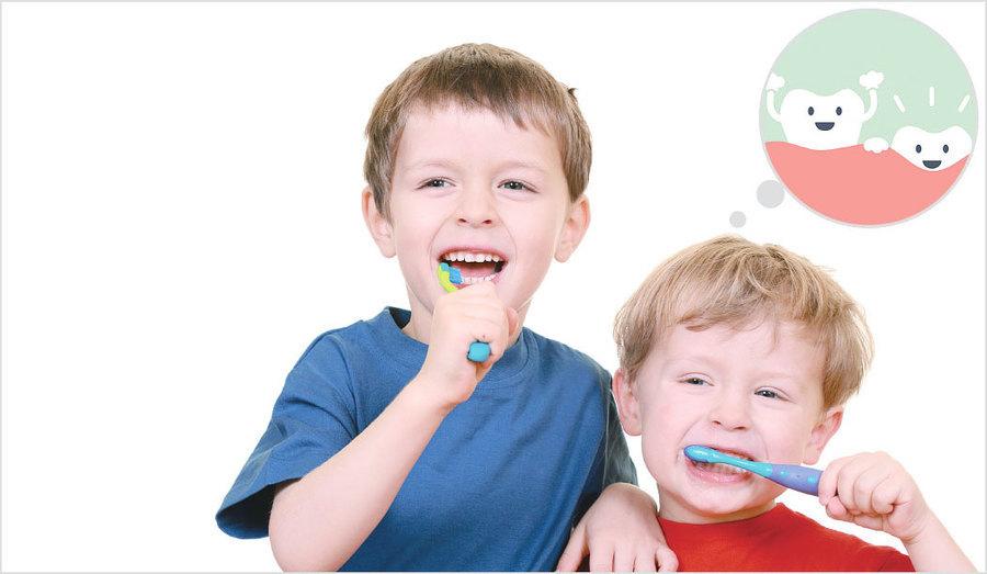 幼兒牙齒 塗氟/吃氟錠