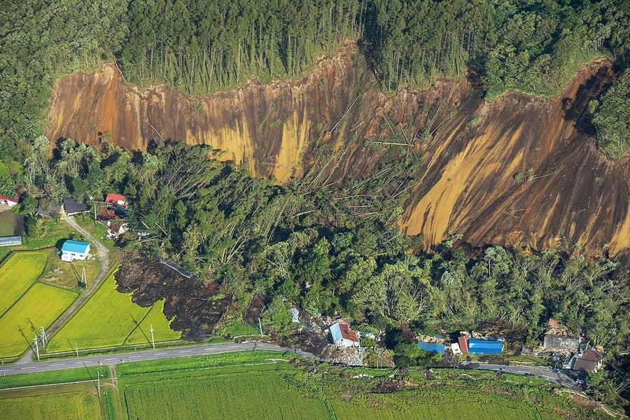 北海道6.7級強震 7死295萬戶停電