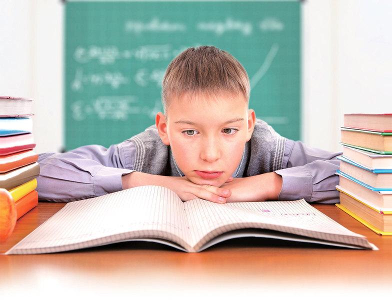 孩子的開學症候群
