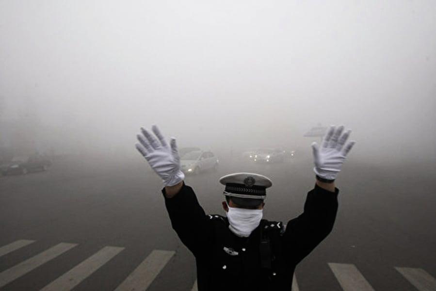 最新研究:空氣汙染會使人變笨