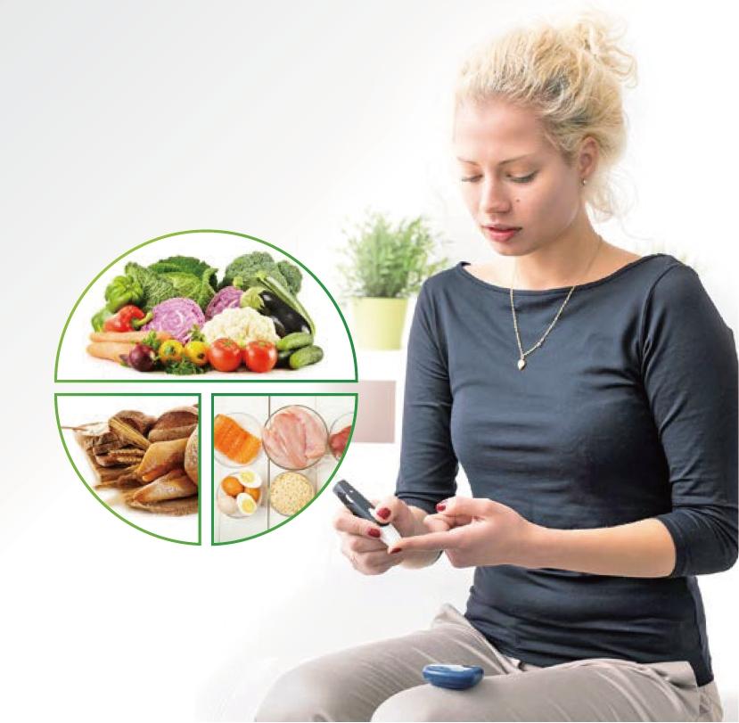 糖尿病患者 飲食計畫及推薦食譜