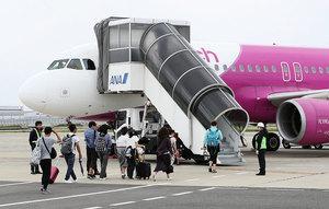 關西機場重開 國際航線料明日局部重開
