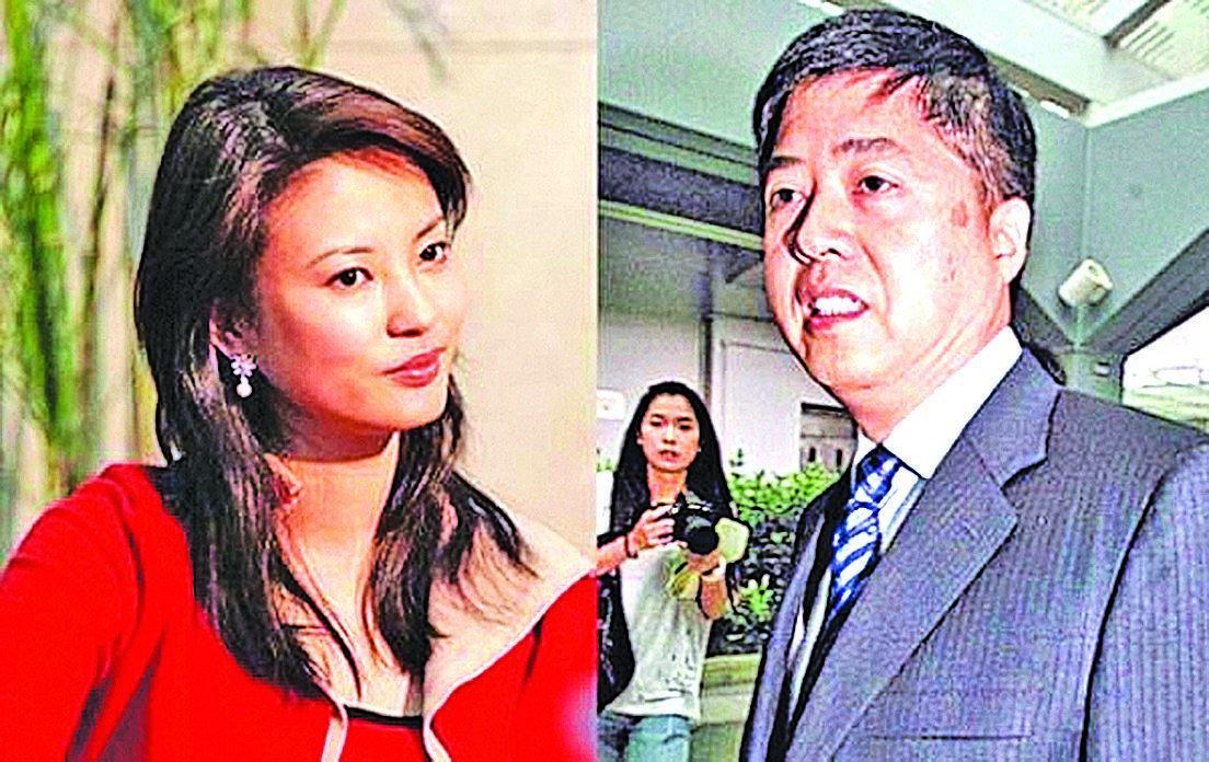 有消息稱,涉嫌刑訊逼供致死劉芳菲(左)丈夫劉希泳(右)的檢察官,全是來自吉林延邊,共9名檢察官涉案,9月7日,在天津一中院開庭受審。(網絡圖片)