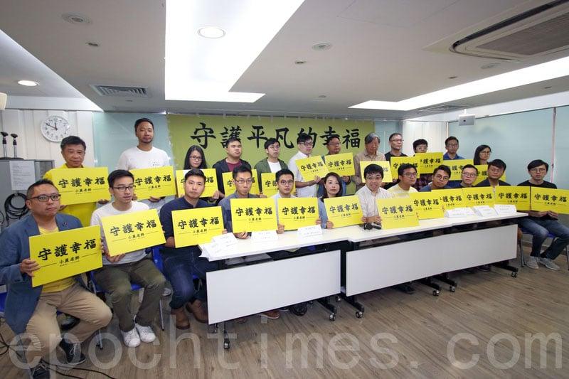 劉小麗成立九西地區支援會 加強民主派協作