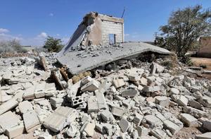 俄敘空襲反抗軍最後據點
