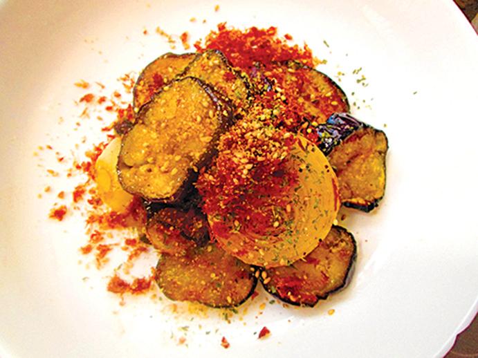 [開胃小菜]  照燒洋蔥茄子